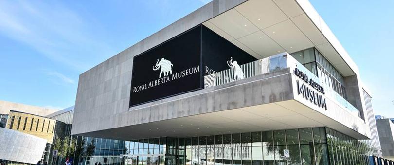 LIGHTVU | Blog | Royal Alberta Museum | A 'Curved' LED Screen Solution