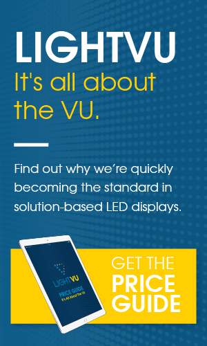 LED Display Signage Price | Digital Video Walls | LIGHTVU