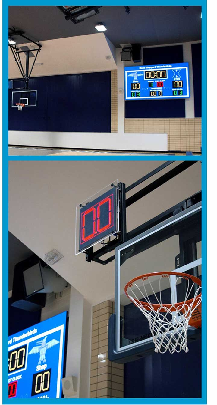 Ross-Sheppard-High-School-LED-Digital-Scoreboard-Solution-Edmonton-Alberta-Canada-LIGHTVU
